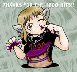 Thanks for 1ooo hits by Sayurl