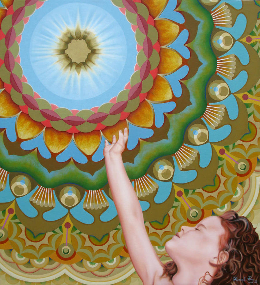 Enfant Soleil by PascalRoy