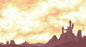 Sunrise Castle (May 2014) by emimonserrate