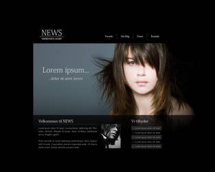 Webdesign no.27 by Noergaard