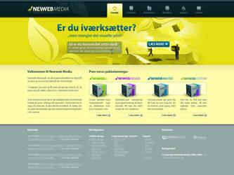 Newweb Media - Webdesign by Noergaard