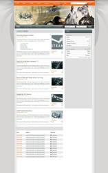 Juhp Community - Webdesign 2nd by Noergaard