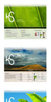 KS Grafik - Webdesign by Noergaard