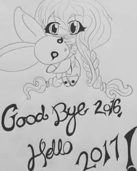 Happy New Year! by Jadenredcoat