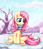Winter Shy by INowISeeI