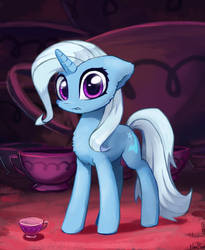 Just Trixie by INowISeeI