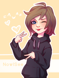 Niki by INowISeeI