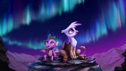 Aurora by INowISeeI