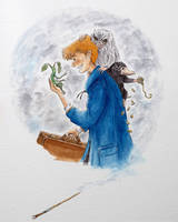 Fantastic Beasts by Grumpy-O-Sheep