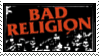 Bad Religion Stamp by TheGhoulAvenue