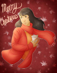 MERRY CHRISTMAS JESS  by Kreative-Confusion