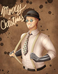 MERRY CHRISTMAS ARI  by Kreative-Confusion