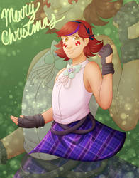 MERRY CHRISTMAS AIMEE by Kreative-Confusion