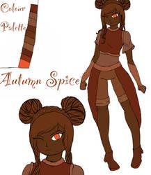 Autumn Spice by DragonDemonSacrifina