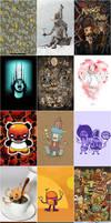 iphone wallpaper pack vol 2 by neilakoga