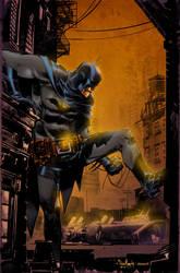 Batman by Sean Gordon Murphy by AlonsoEspinoza