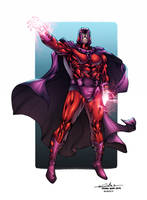 Magneto by AlonsoEspinoza