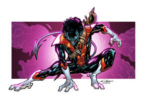 Nightcrawler by AlonsoEspinoza