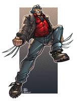 Logan by AlonsoEspinoza
