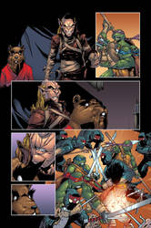 TMNT Sample pg 04 by AlonsoEspinoza