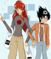 Shopping Spree by Candid-Ishida