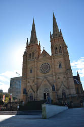 St Mary's Cathedral by Mayne1