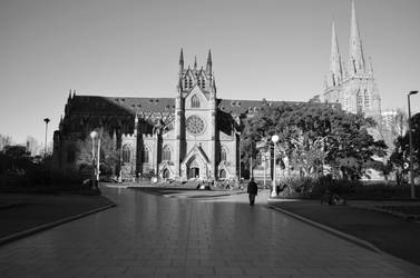 St Mary's Cathedral 3 by Mayne1