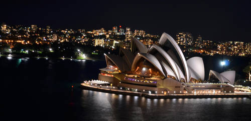 Sydney Opera House 2 by Mayne1