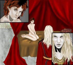 Deseo: Marius y Amadeo by Gaara-Not-Found
