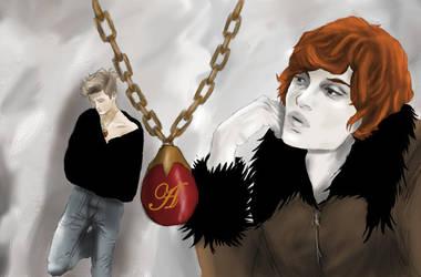 Armand y Daniel by Gaara-Not-Found