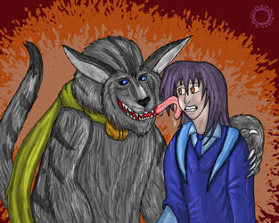 Ctarl Ctarl got your tongue? by Silvermoonlight