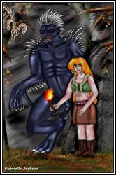 Daughter Of Dahak. by Silvermoonlight