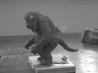 labyrinth ludo sculpture 2 by yotaro-sculpts