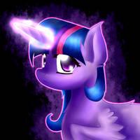 Twilight Sparkle by N0M1