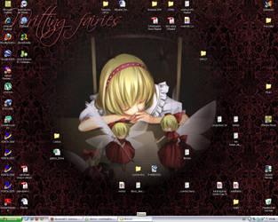 'New' desktop by PequeCosa