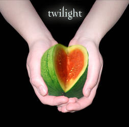 Watermelon Twilight by LatteQueen