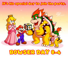 Mario Party: Bowser Day by Coshi-Dragonite