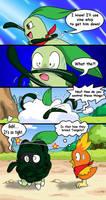 Pokemon Dungeon Newbie Grass by Coshi-Dragonite