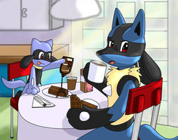 Breakfast by Coshi-Dragonite