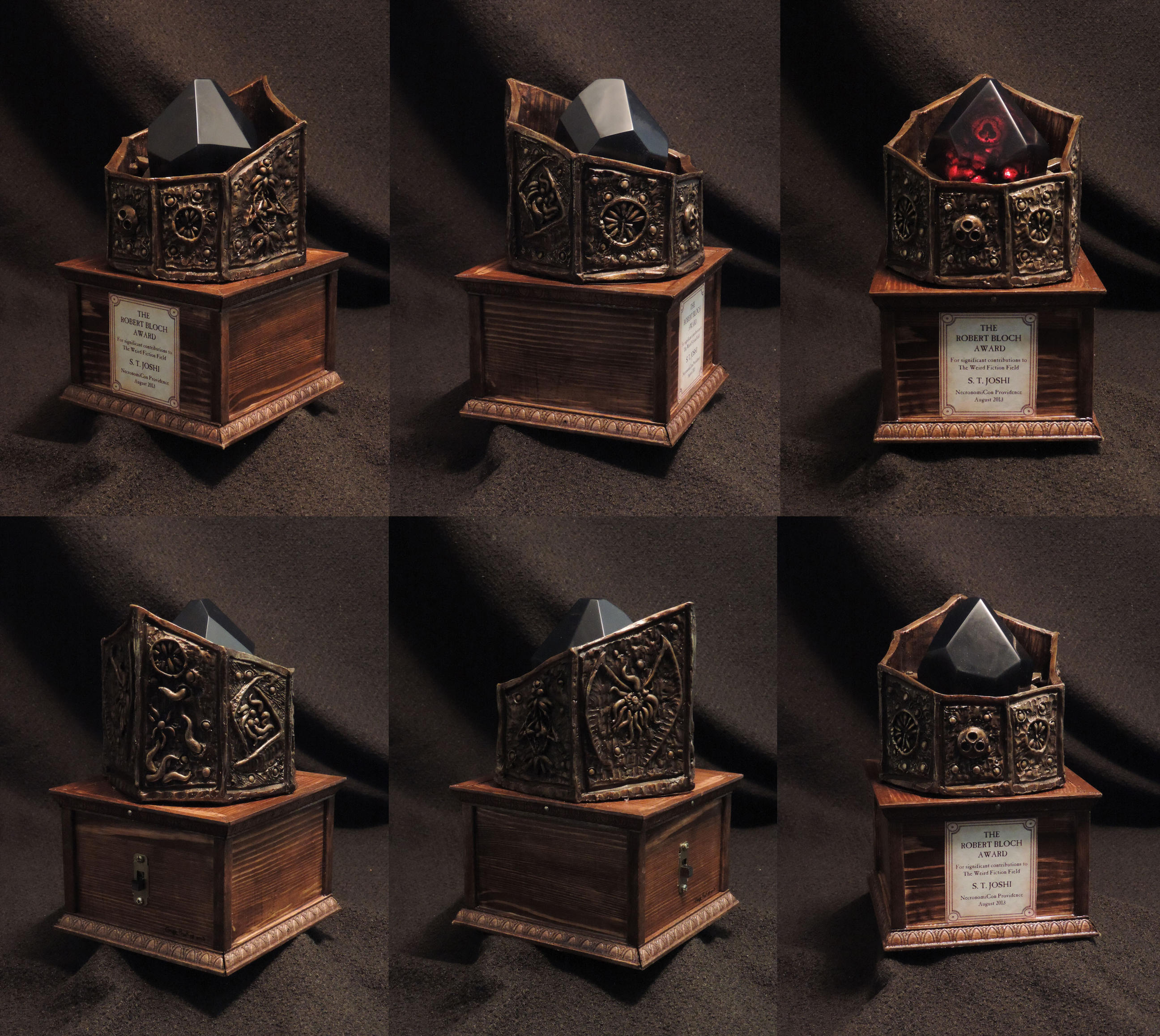 The Robert Bloch Award-The Haunter Of The Dark by Legiongp