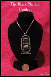 The Black Pharoh Pendant by Legiongp