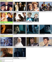 Doctor Who Episode Guides - Multi-Doctor Stories by TheFabulousDaleks