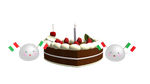 17_03_2018 - Happy Italian birthday by IggyAlfi2319