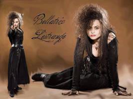 Wallpaper Bellatrix by Mystique019