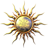 Sun PNG by PVS by pixievamp-stock