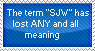 Stamp: You call literally any leftist an SJW by SomeGuyYouDoNotKnow