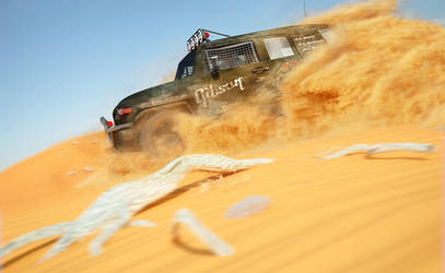 NAMIB Rallye 2008 by maView