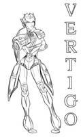 Transformers G2 - OC Vertigo by taisryo
