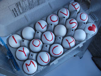 Written Words of Love by Rustyfur