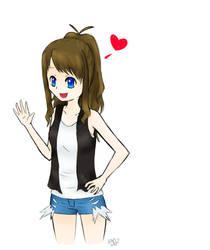 :.:Touko:.: by Rustyfur